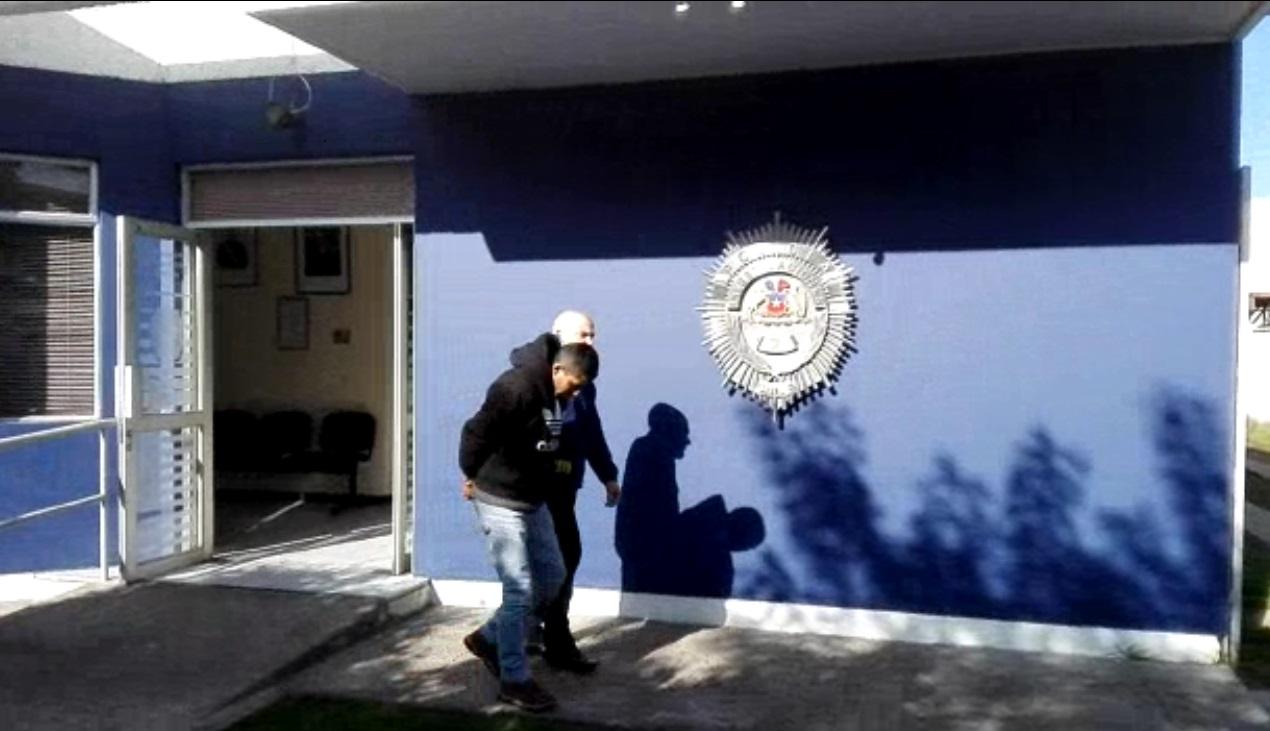 Detenido: Lo agredió con cuchillo militar en Vallenar