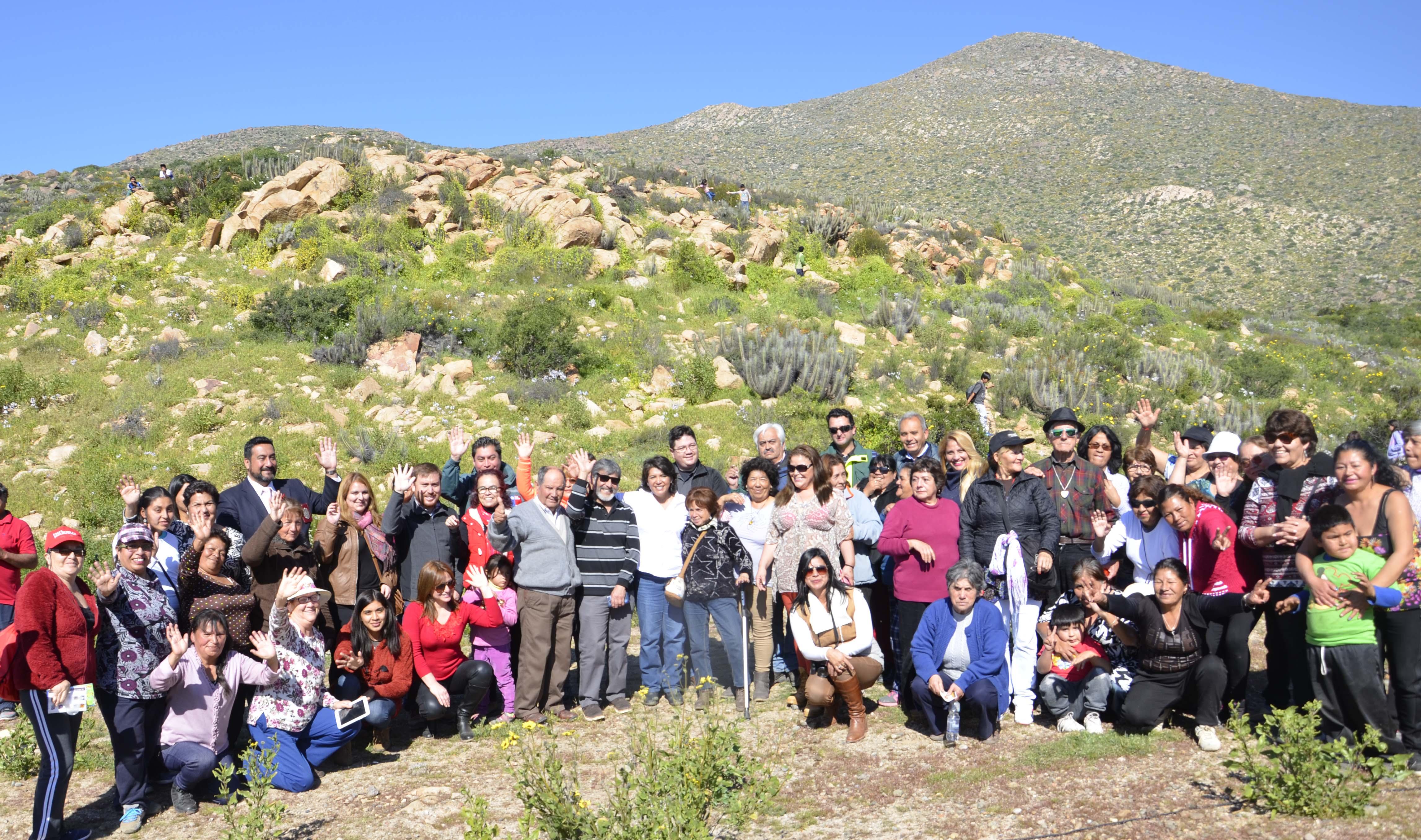 Gobierno Regional de Atacama lanza Campaña de Promoción y Protección del Desierto Florido
