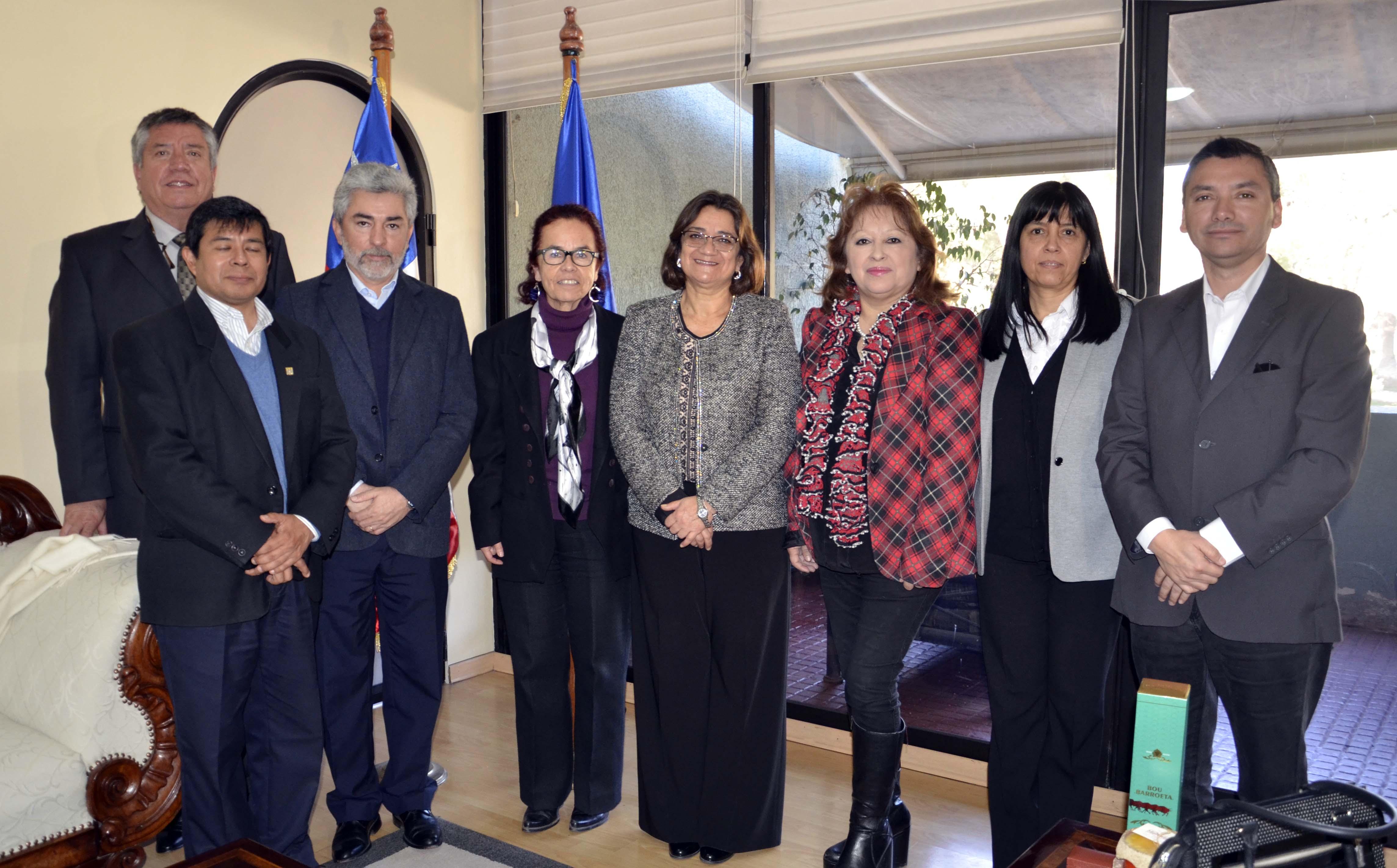 """Intendenta Alexandra Núñez Sorich:  """"Seguiremos por la senda de la integración con Argentina, pensando en el desarrollo de nuestros pueblos"""""""