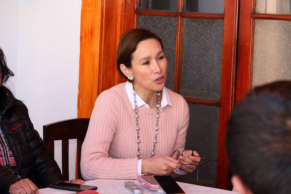 Mujeres Regionalistas rechazan postura de la DC en apoyar a Rincón
