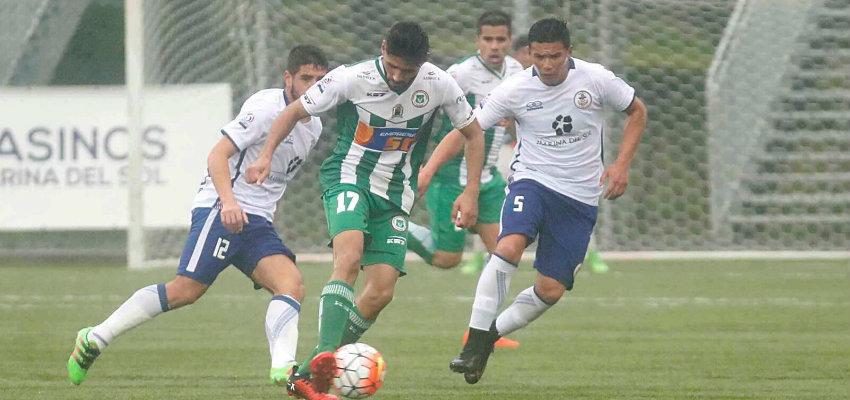 Deportes Vallenar robó importante punto desde Talcahuano