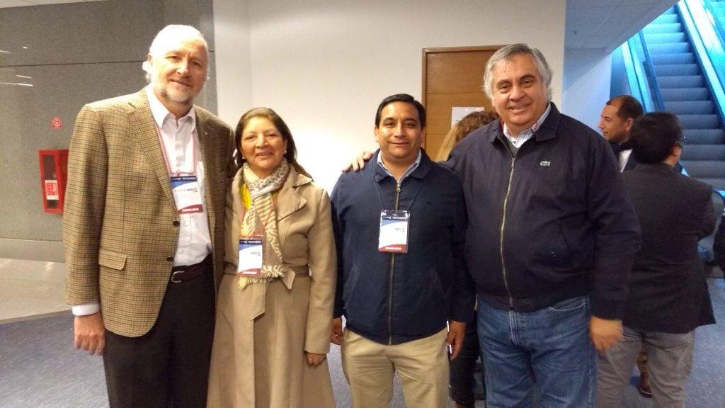 Candidaturas de Chile Vamos de la región fueron proclamadas por consejos nacionales