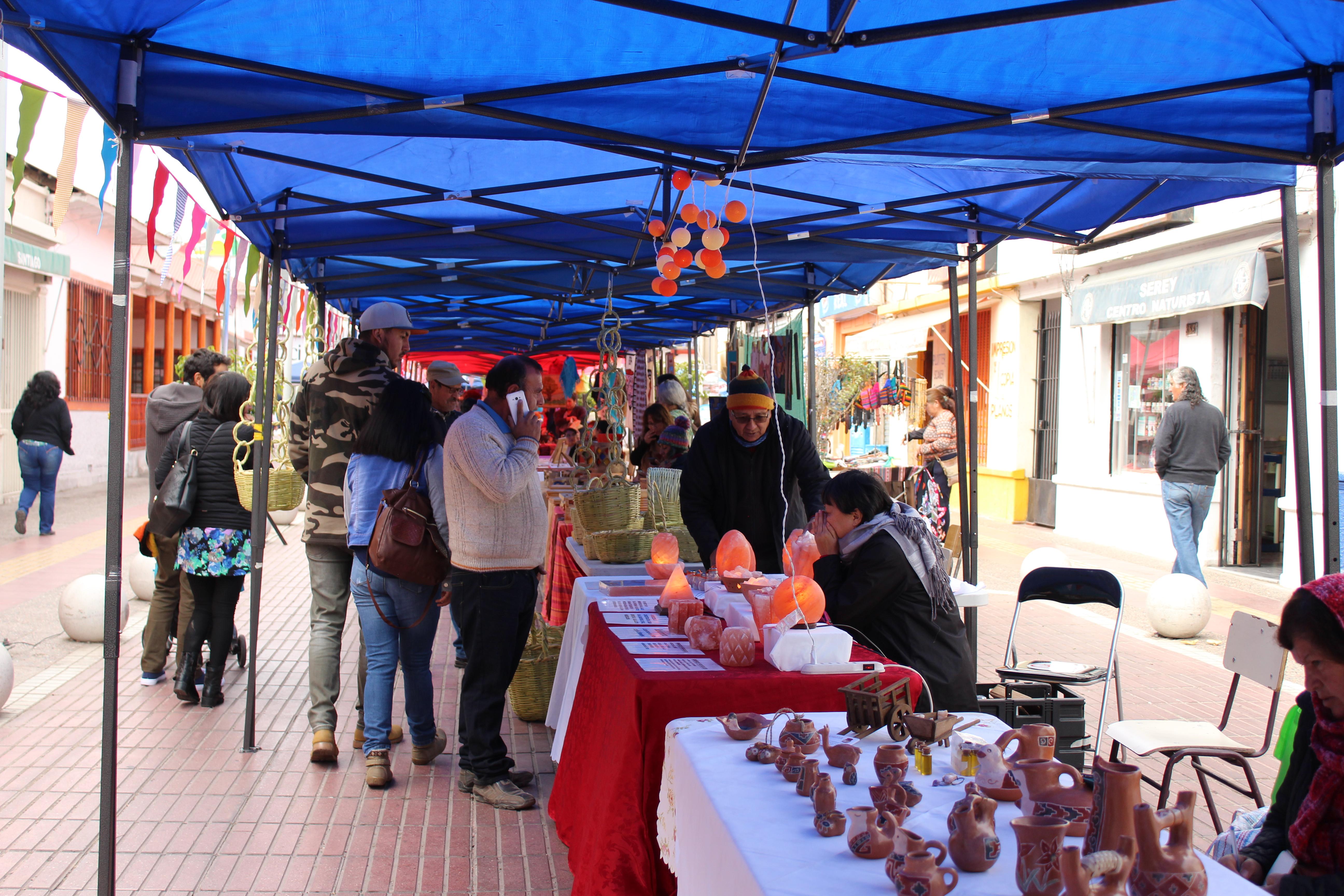 """Encuentro """"Puro Talento"""" se realiza hoy jueves en el paseo Prat de Vallenar"""
