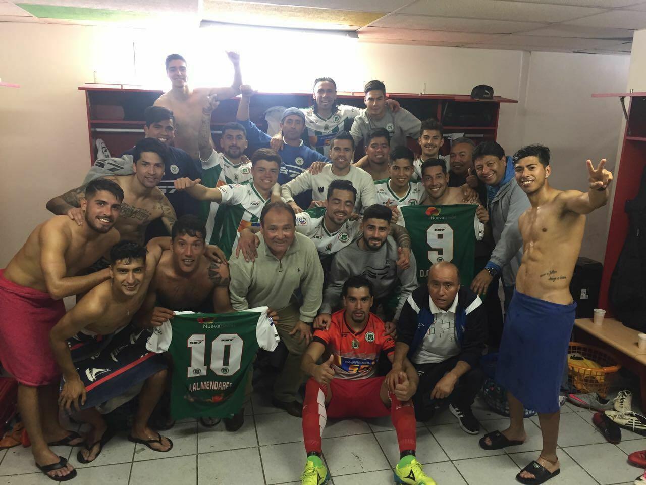 Deportes Vallenar se consolida como puntero de la Segunda División con campaña invicta