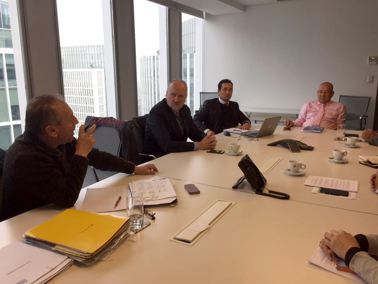 """Prokurica tras encuentro con representantes de Interchile:  """"He pedido a la empresa que inicie a la brevedad el pago a los trabajadores y pymes afectadas"""""""