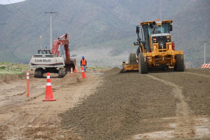 Solicitan avance de proyecto de ruta costera entre Huasco y la región de Coquimbo