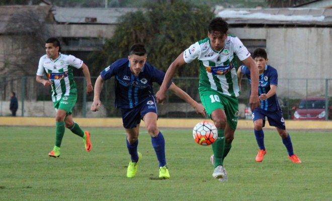 Deportes Vallenar se afianza en la punta de la segunda división
