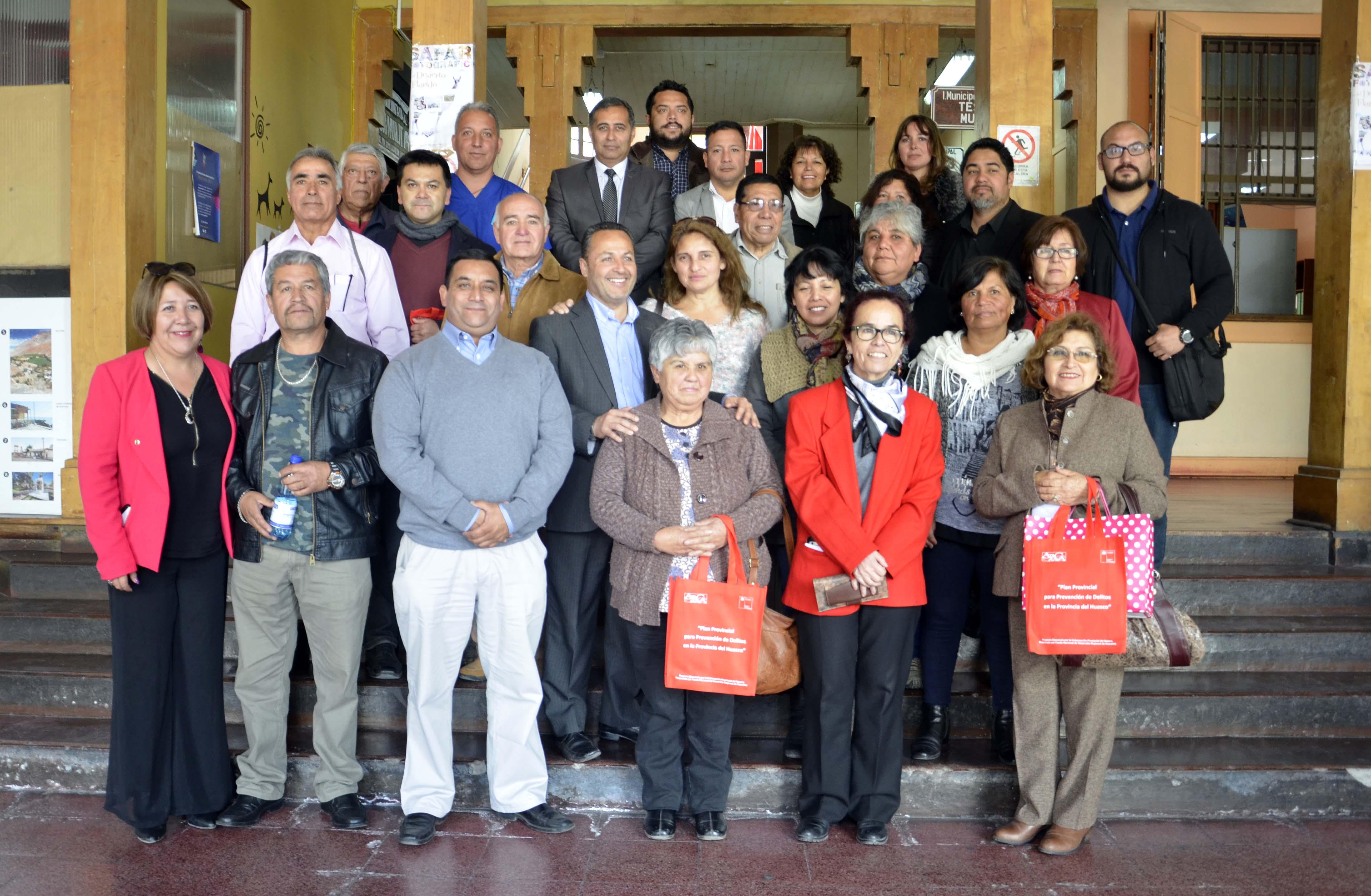 Gobierno destina más de 290 millones de pesos para apoyar a organizaciones de Vallenar