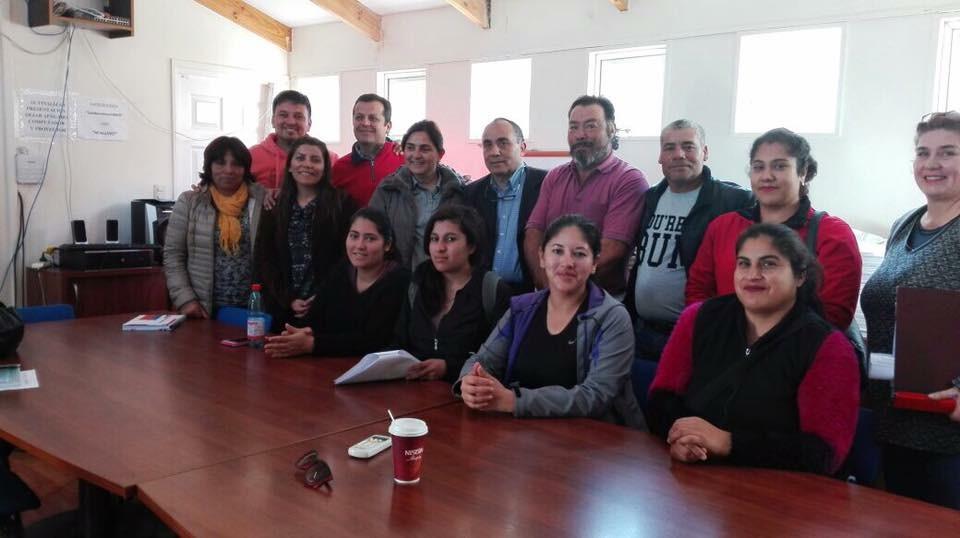Firman convenio de programación para proyecto habitacional Las Turbinas en Vallenar