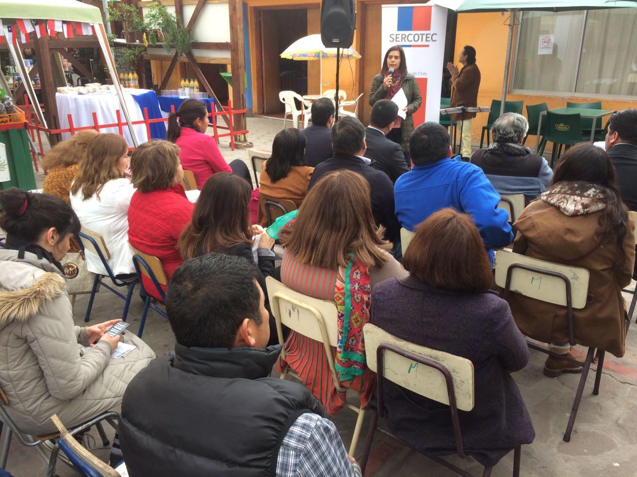 Empresas de la provincia del Huasco fortalecerán y ampliarán sus negocios con apoyo del Gobierno