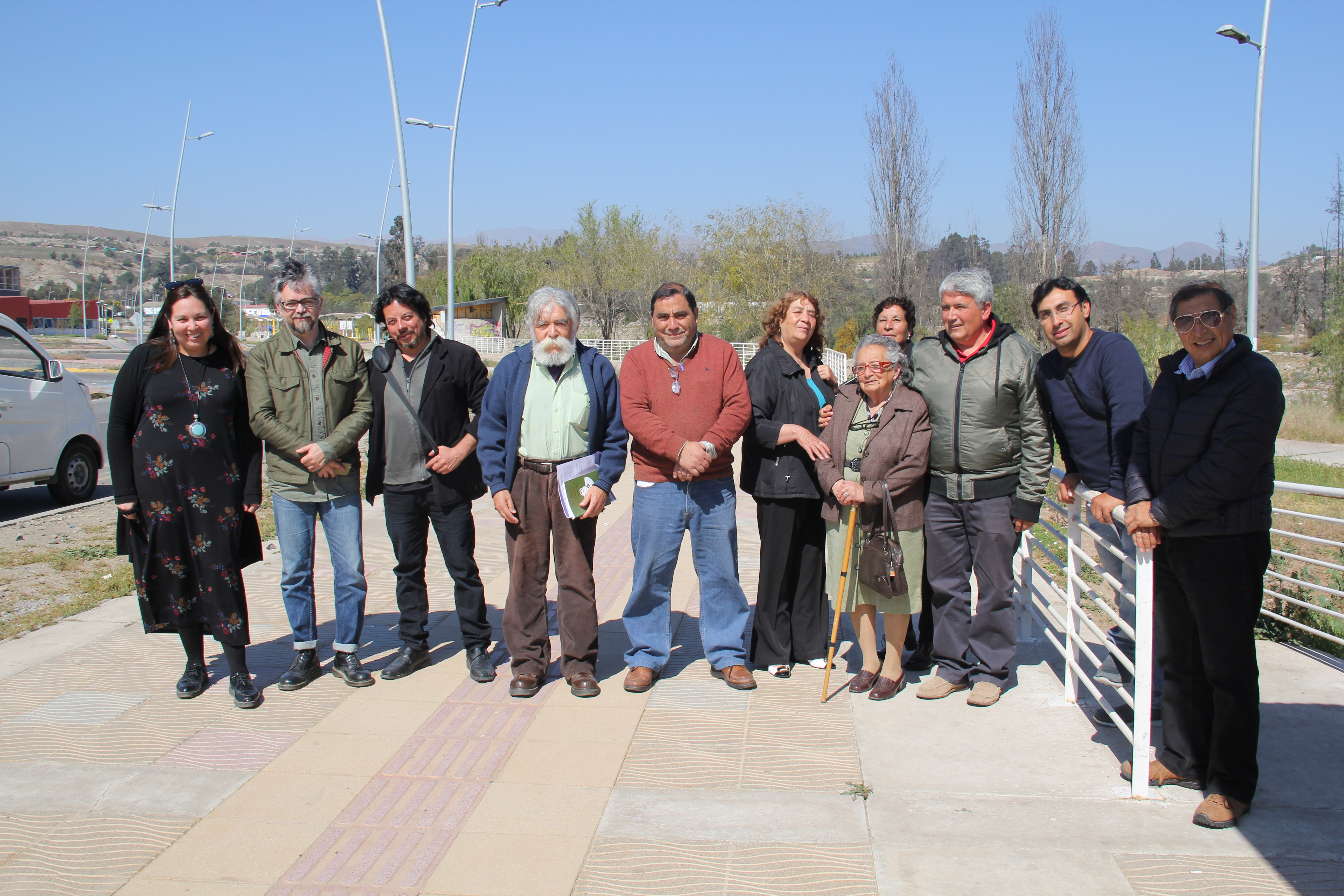 "Autor de ""Historia Secreta de Chile"" se reunió con escritores locales del Huasco"