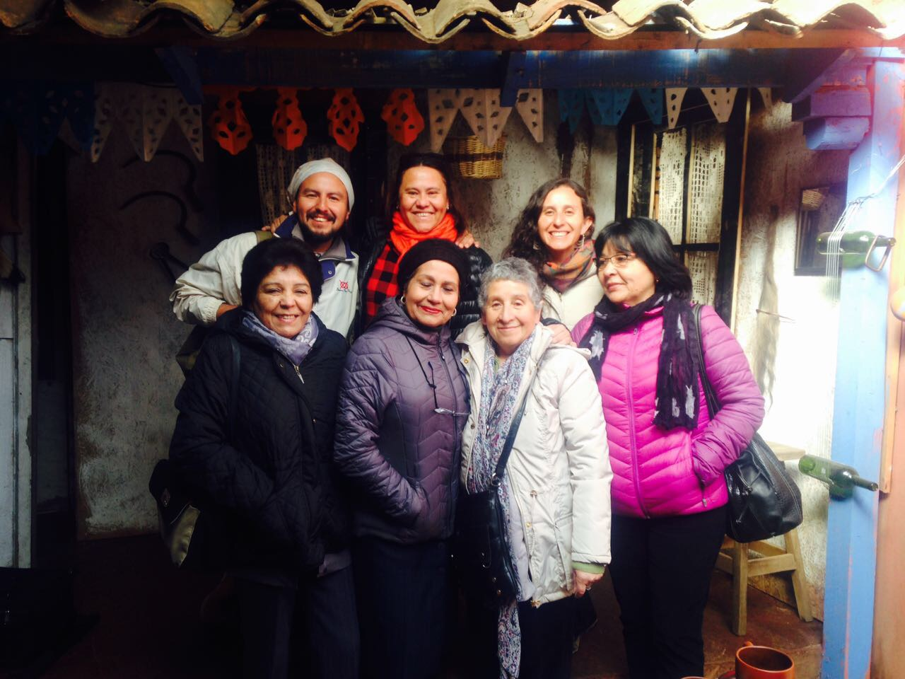 Artista de Huasco es parte del primer encuentro nacional de bordadoras