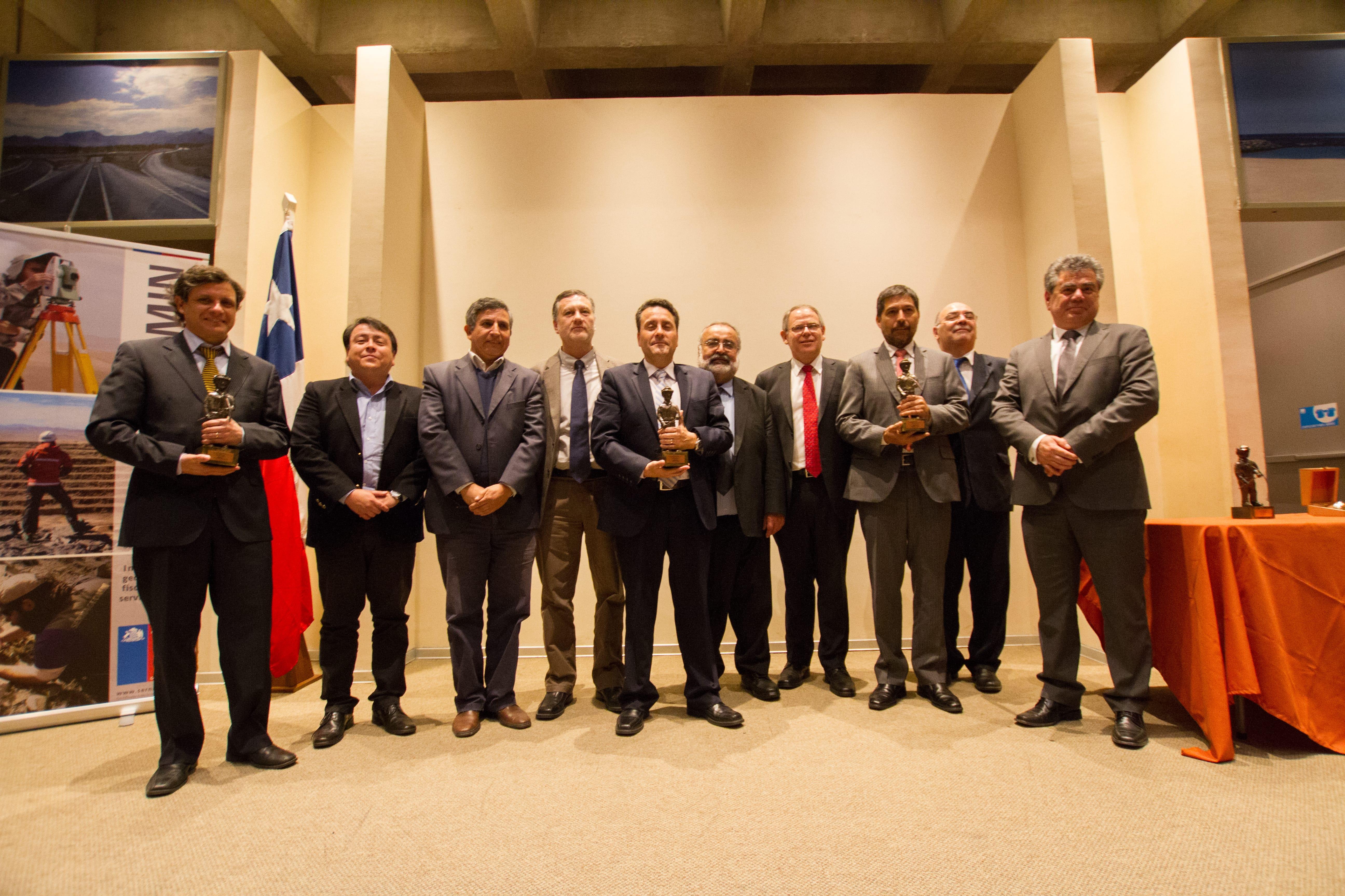 CAP Minería recibe por tercer año consecutivo los más importantes premios en materia de seguridad y prevención de accidentes