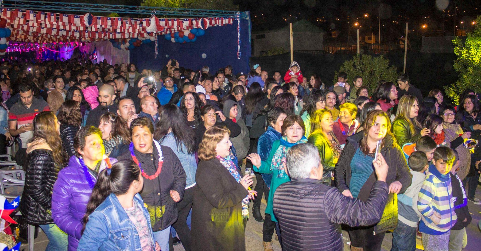 Con gran convocatoria Freirina celebra fiestas patrias