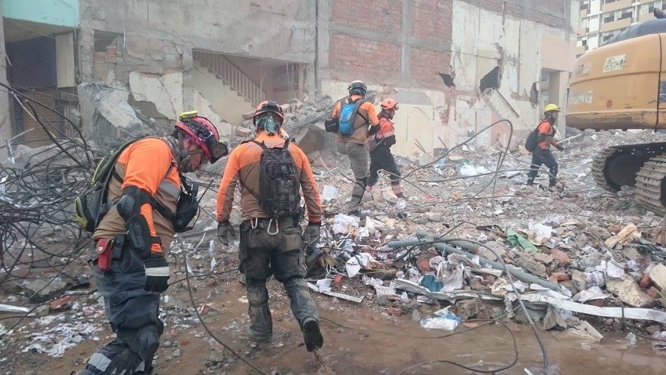 Rescatista vallenarino será parte de labores de ayuda en terremoto de México