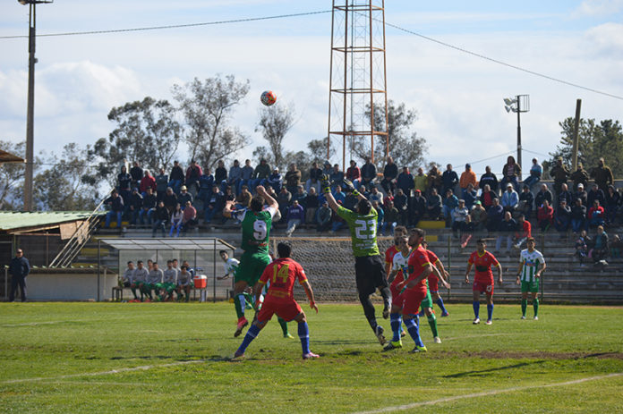 Deportes Vallenar se trae importante punto al empatar sin goles con Independiente de Cauquenes
