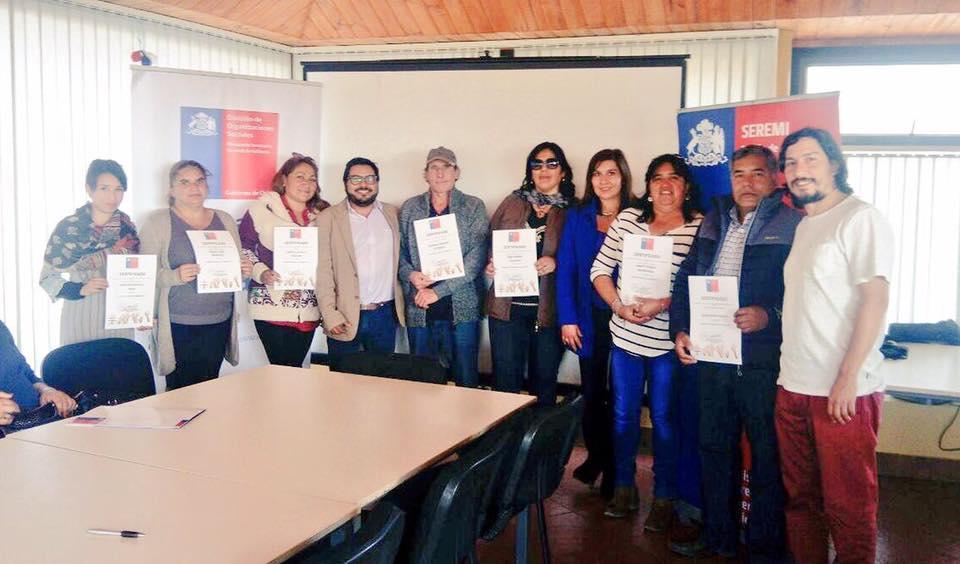 Gobierno fortalece labor de Dirigentes Sociales de Freirina