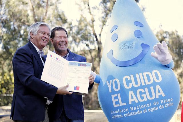 Gobierno otorga cerca de $2 mil millones a agricultores de la Región de Atacama para fortalecer y mejorar el riego
