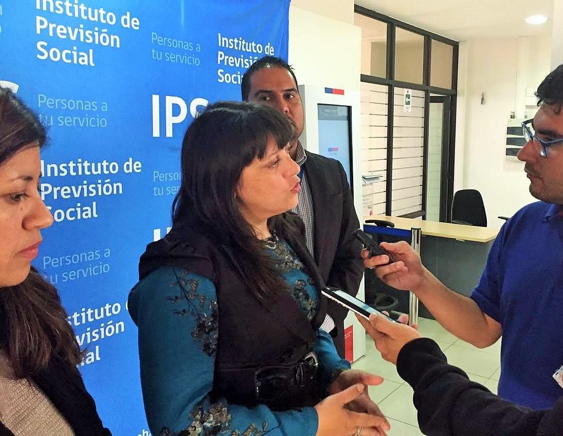 Trámites del Registro Social de Hogares también pueden efectuarse en el IPS Vallenar