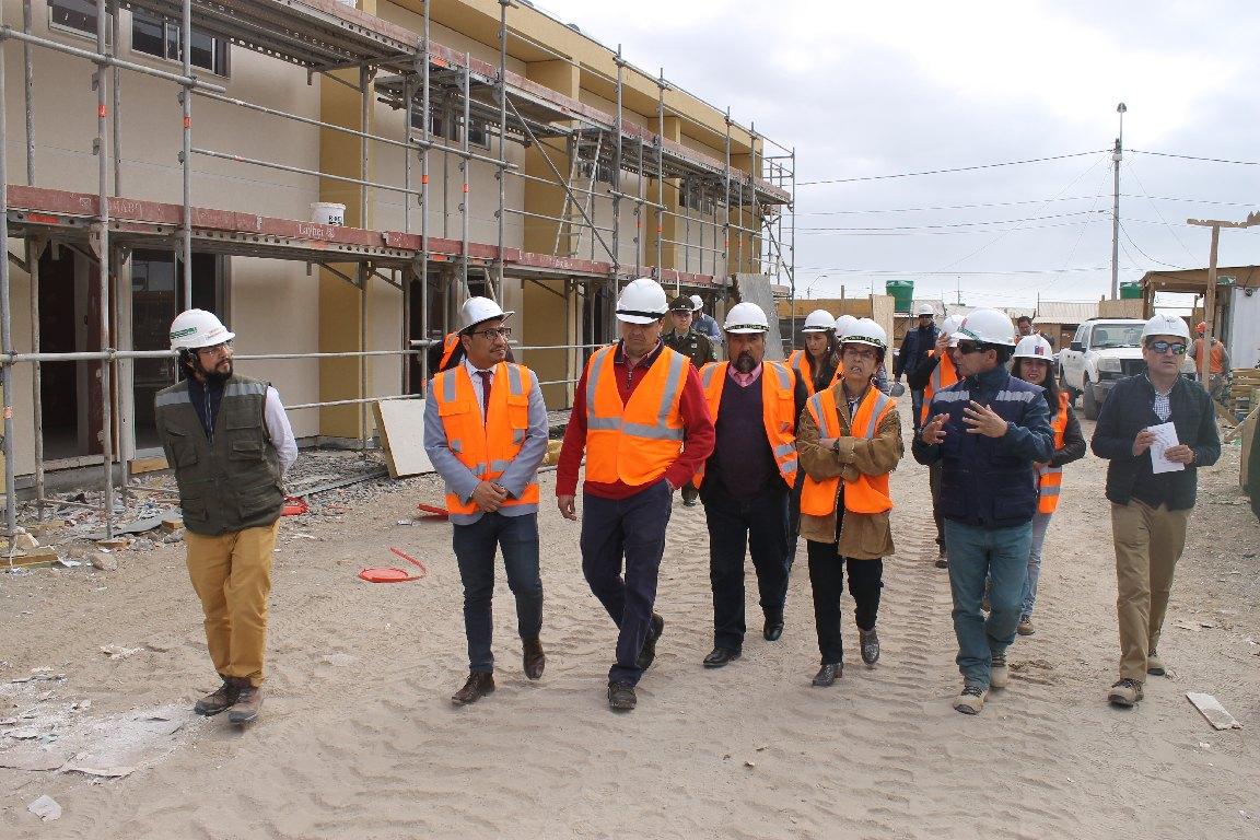 Gobierno impulsa más de 6000 soluciones habitacionales en Atacama