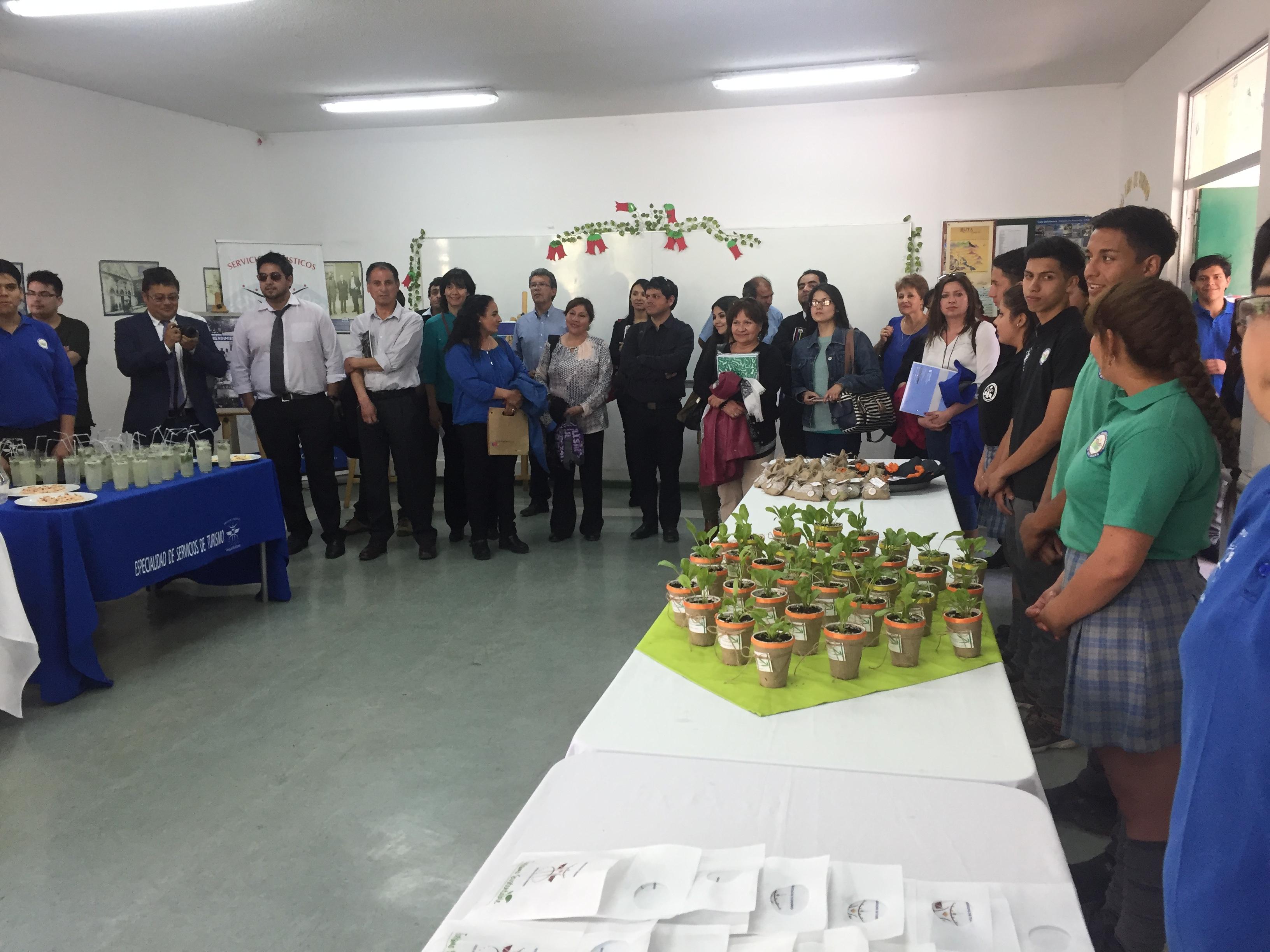 Aumentar la participación e inclusión son las metas de la red de convivencia escolar del Huasco