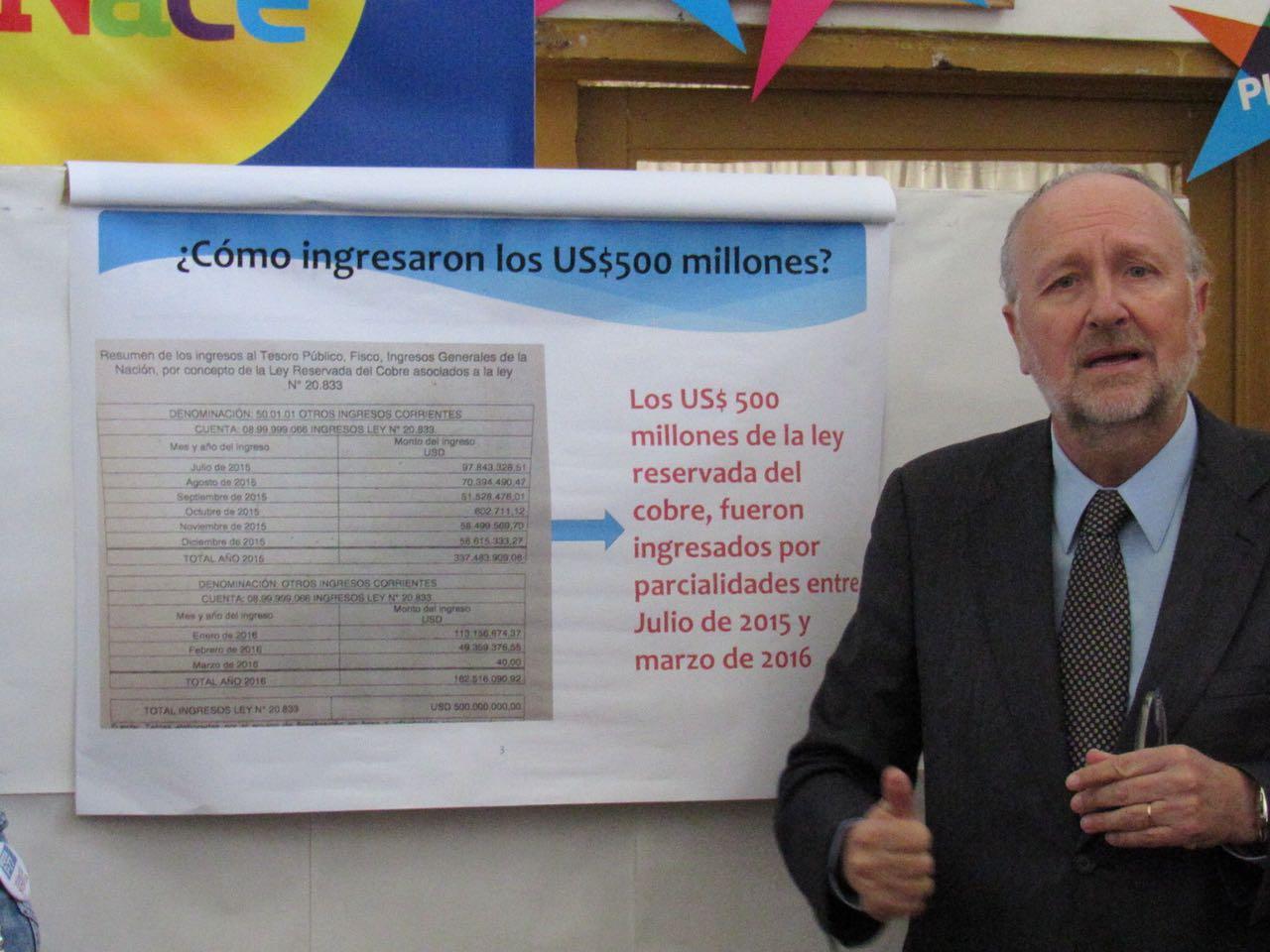 Contraloría confirmó que el Gobierno depositó recursos para la reconstrucción de Atacama en el extranjero