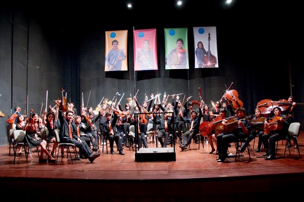 Orquesta Sinfónica Juvenil de Atacama continúa con su exitoso ciclo de conciertos inspirados en Violeta Parra e Ígor Stravinski