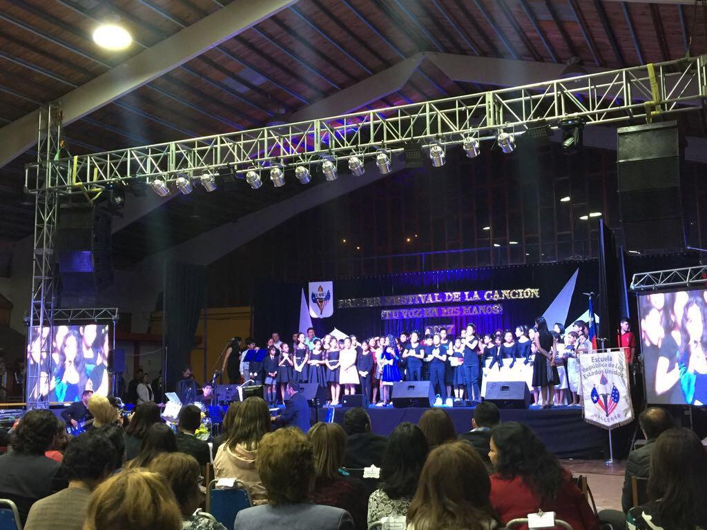 Región de Atacama tuvo su primer festival de canto con lengua de señas