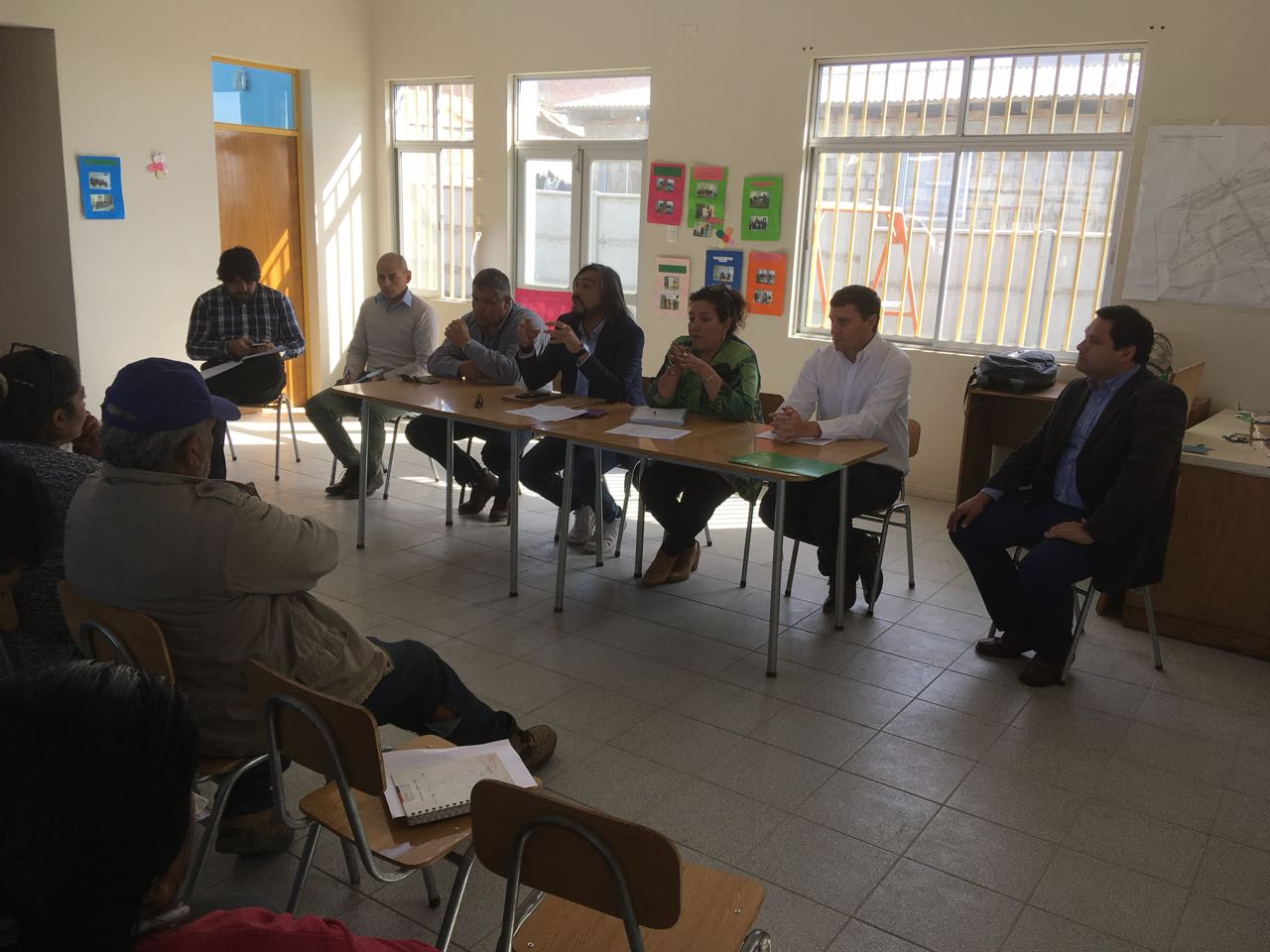 Aguas Chañar firma convenio con Municipalidad de Huasco y vecinos de Villa San Pedro para dar solución a deuda histórica