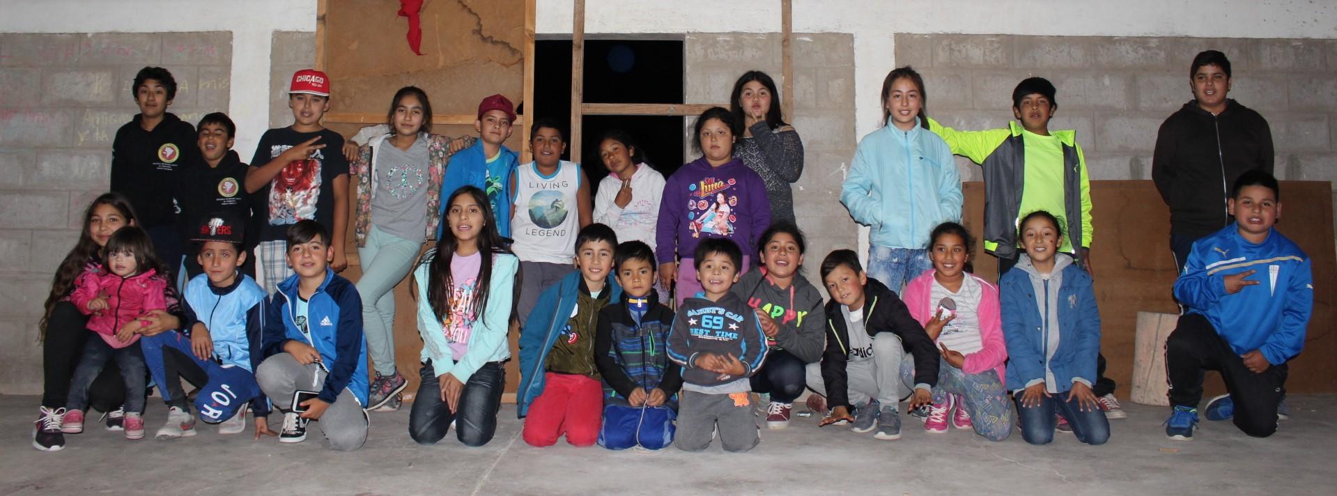 Estudiantes de escuelas rurales de Vallenar  se maravillaron con arqueoastronomía