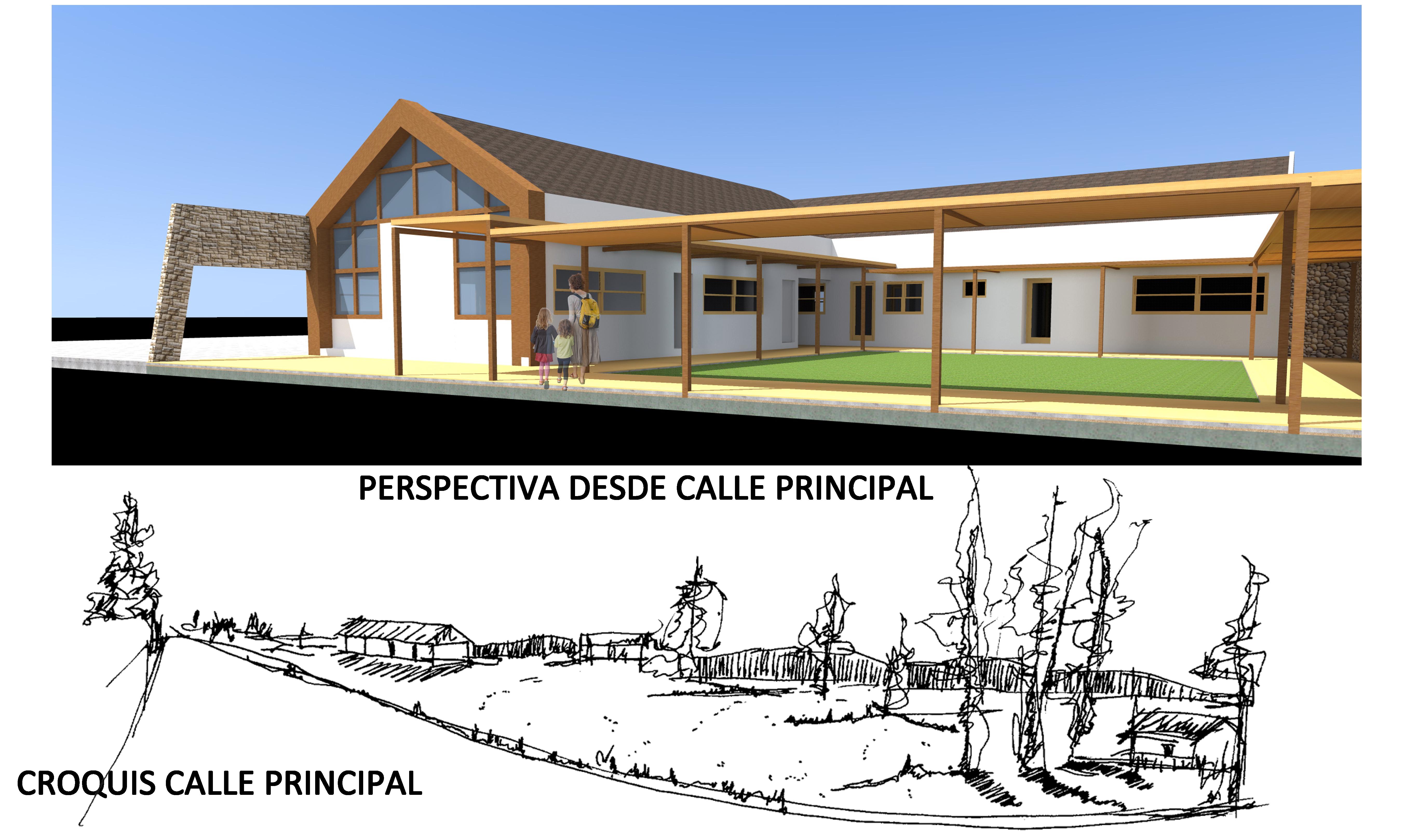 Escuela Sara Bembow será reconstruida  después de más de 100 años de funcionamiento