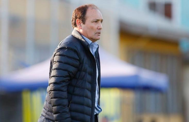 """Ramón Climent y Deportes Vallenar: """"Nos han quitado algo nuestro y la gente del fútbol nos encuentra la razón"""""""