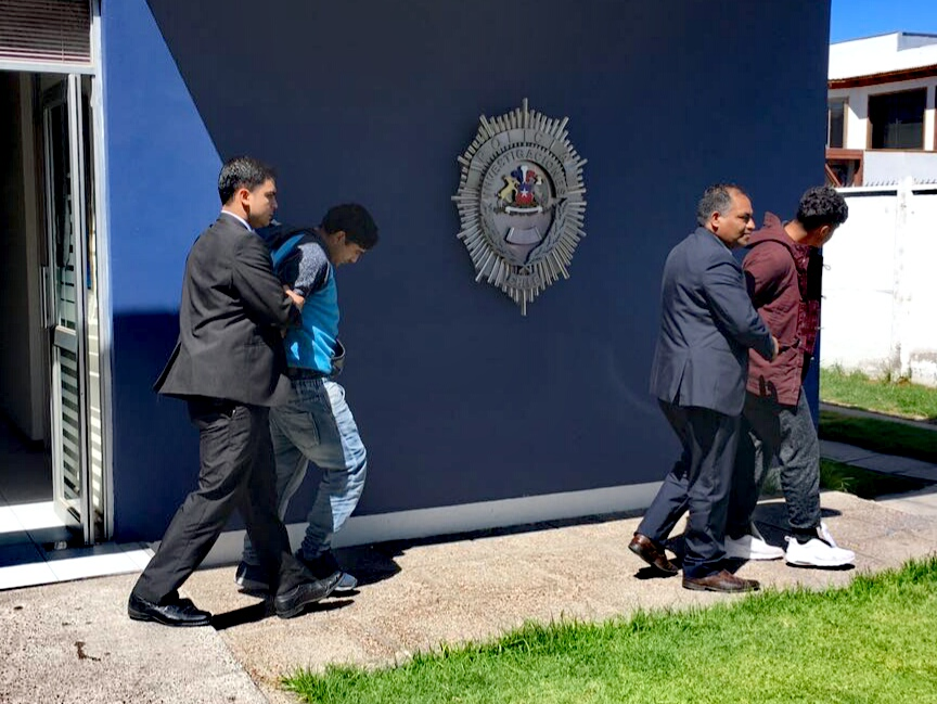 Detienen a seis antisociales por doble homicidio frustrado con arma de fuego en Vallenar