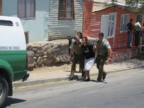 Un detenido por nuevas balaceras en población Rafael Torreblanca
