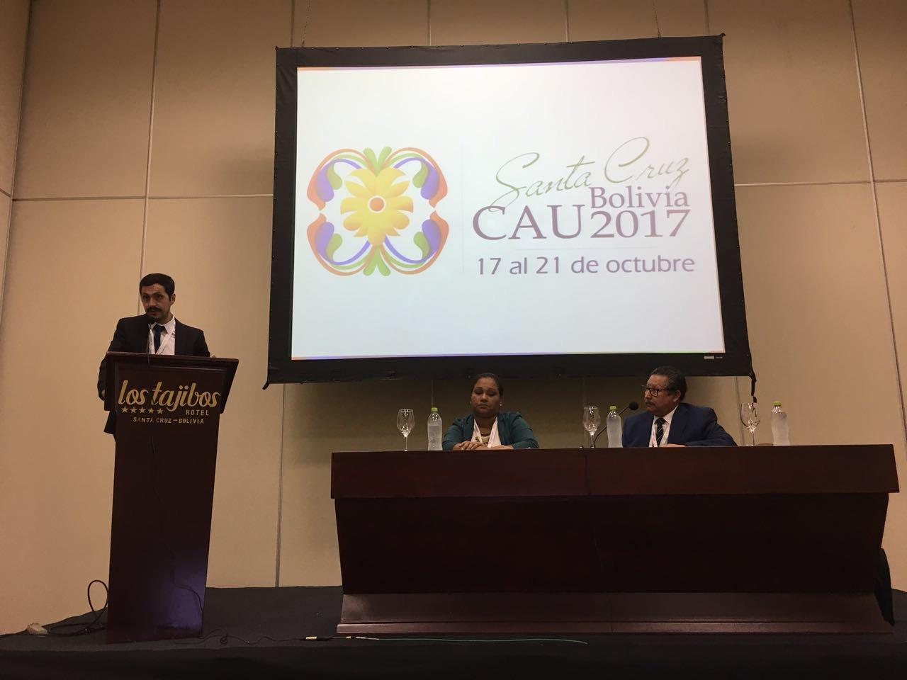 Especialista del HPH logró destacada participación en Congreso Internacional de Urología