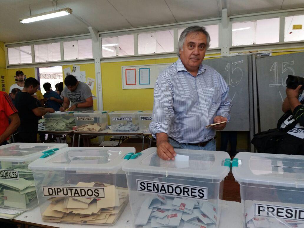 """Rafael Prohens: """"La ciudadanía ha votado por gente que le entrega una mayor seguridad"""""""