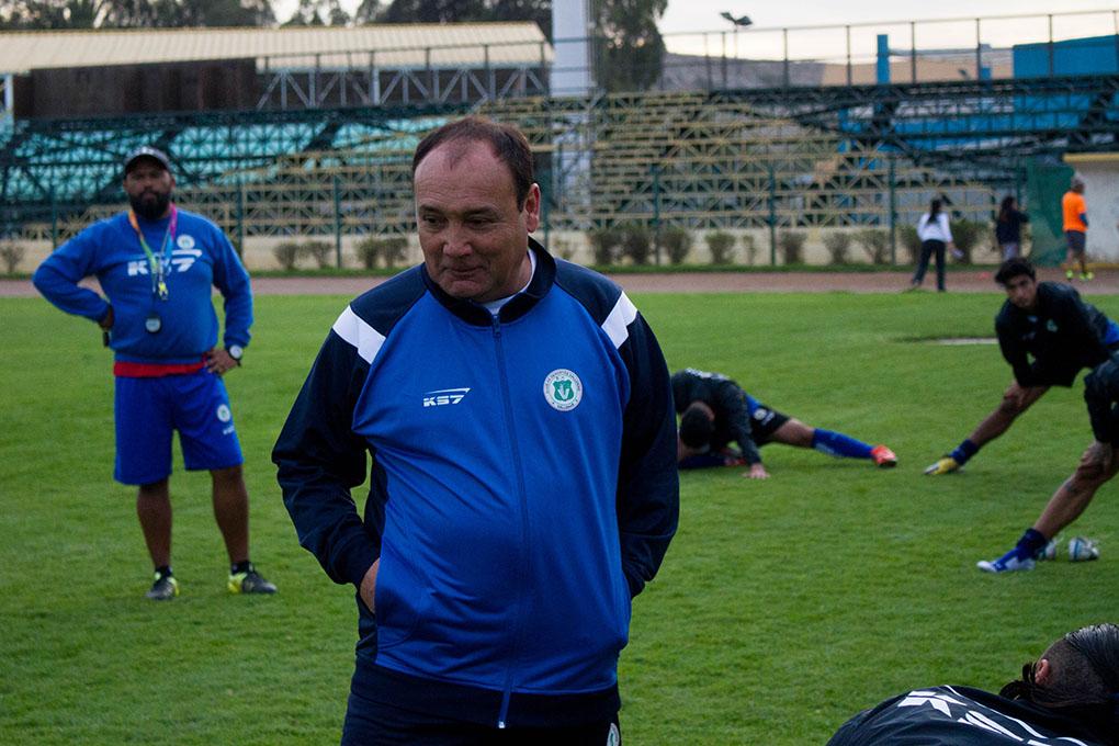 Técnico de Deportes Vallenar invita a llenar el estadio este sábado frente a La Pintana