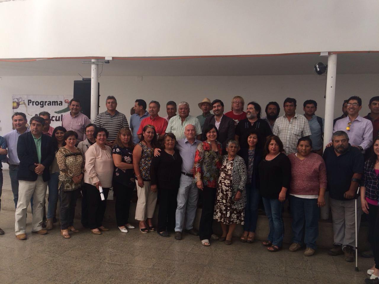 Corfo apostó por la  agricultura orgánica y sustentable en el Valle del Huasco, a través de programa de Difusión Tecnológica