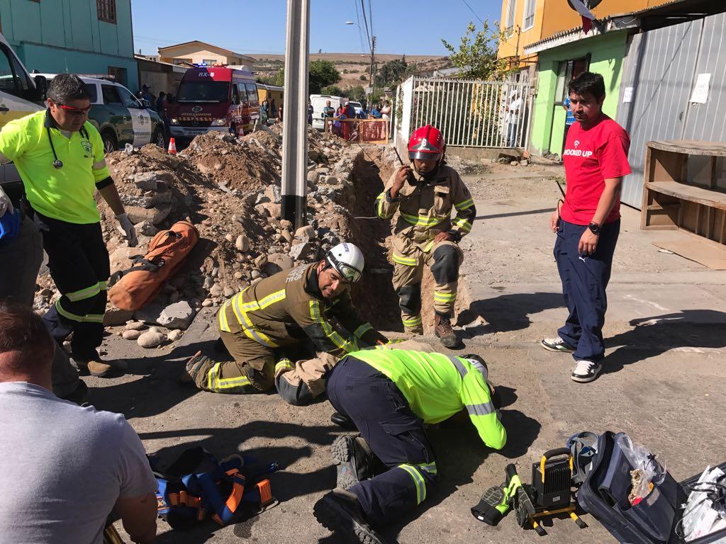 Dos personas fallecen en diversos accidentes en la provincia del Huasco