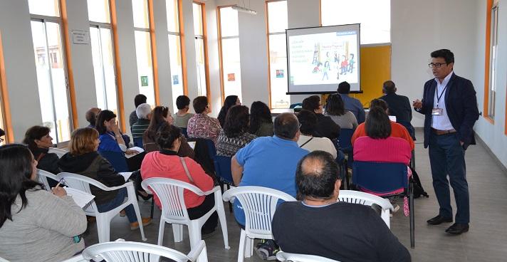 Guacolda realizará taller de consultas por Fondos Concursables