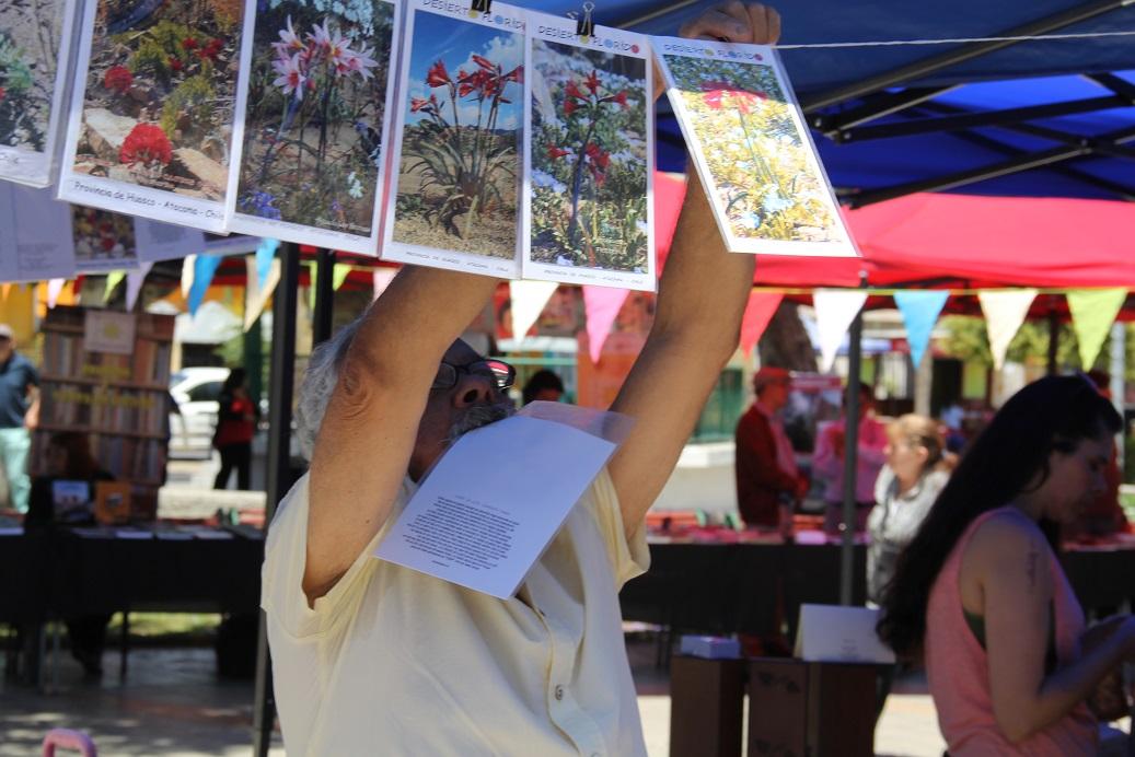 """Éxito total de """"Sabores, Saberes y Libros huasquinos""""  en Vallenar"""