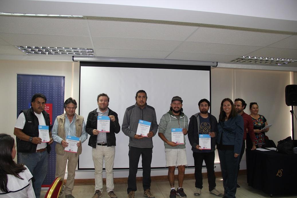 Entregan 480 millones de pesos en  Fondos de Cultura en Atacama