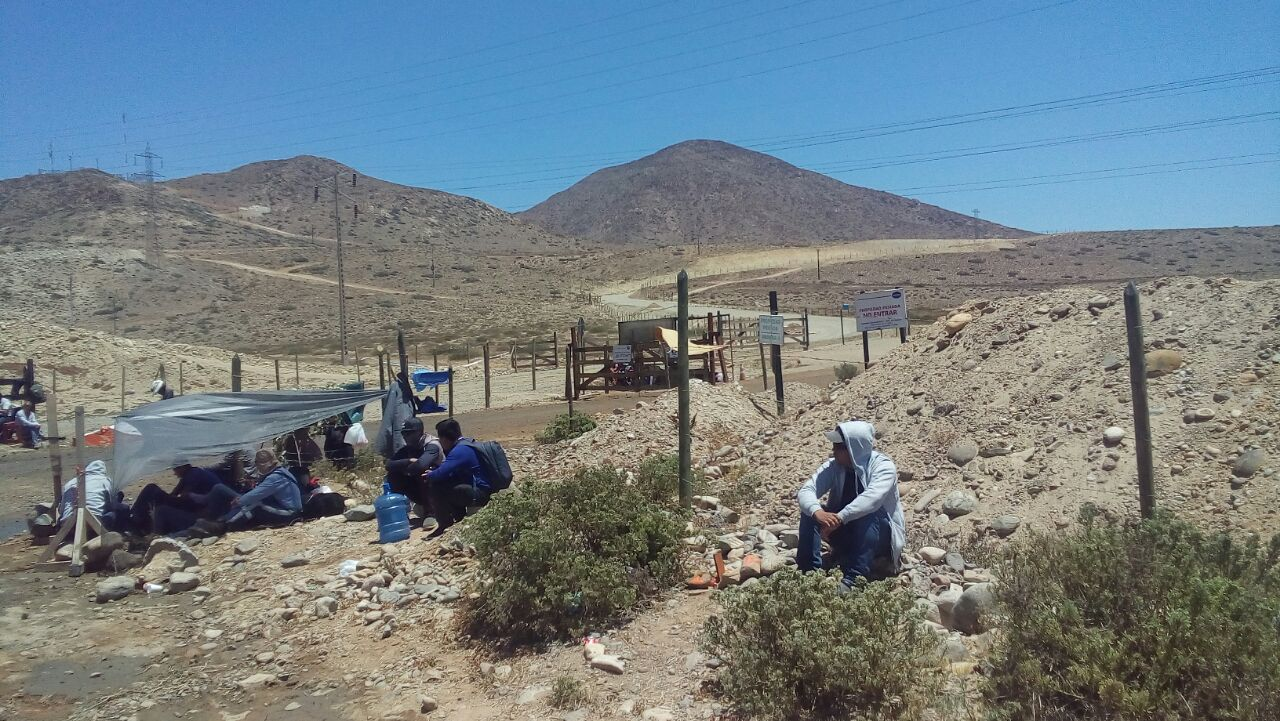 InterChile se refiere a situación de trabajadores y empresas impagas en la provincia del Huasco