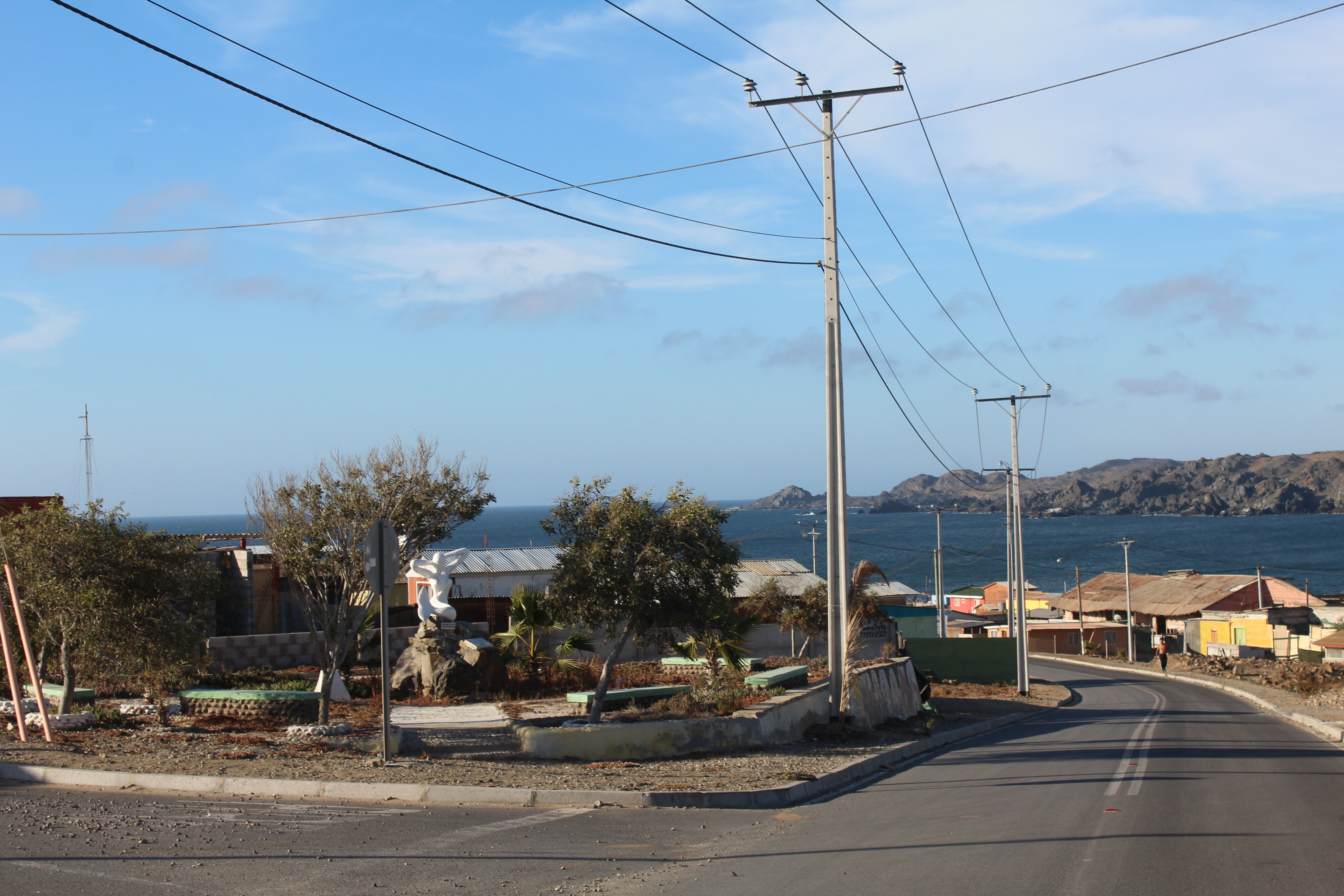 Red eléctrica de Totoral, Canto del Agua y Carrizal Bajo ya está energizada