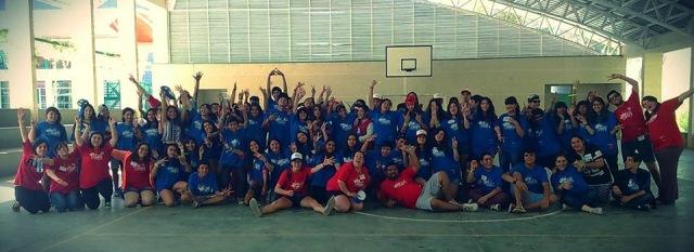 """40 estudiantes de la región participan del """"Summer Camp 2018"""" en Vallenar"""