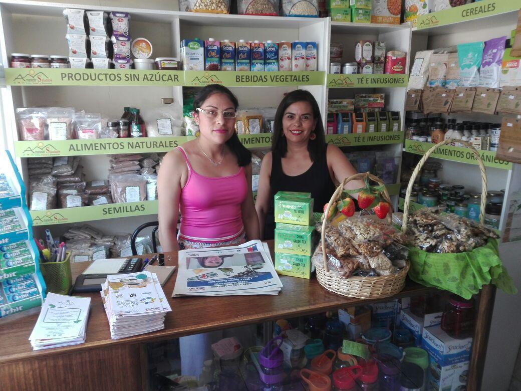 Local Amanecer Saludable de Vallenar adquirió maquinaria y asesoría empresarial con apoyo del Gobierno