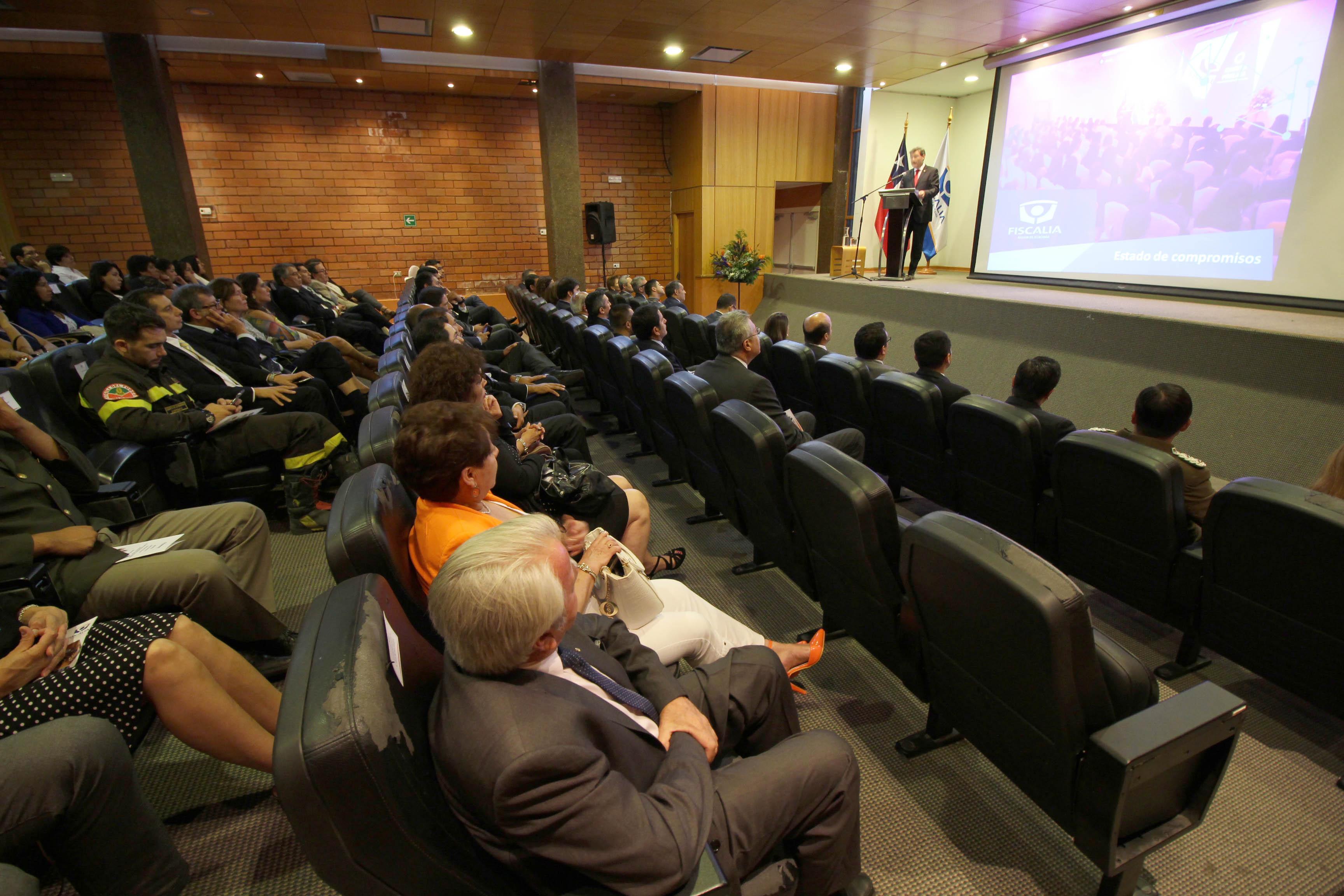 Fiscalía de Atacama formalizó a 4 mil 692 imputados durante el año pasado