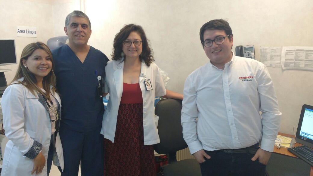 Entregan nuevo equipos médicos a Consultorio Adosado de Especialidades del HPH