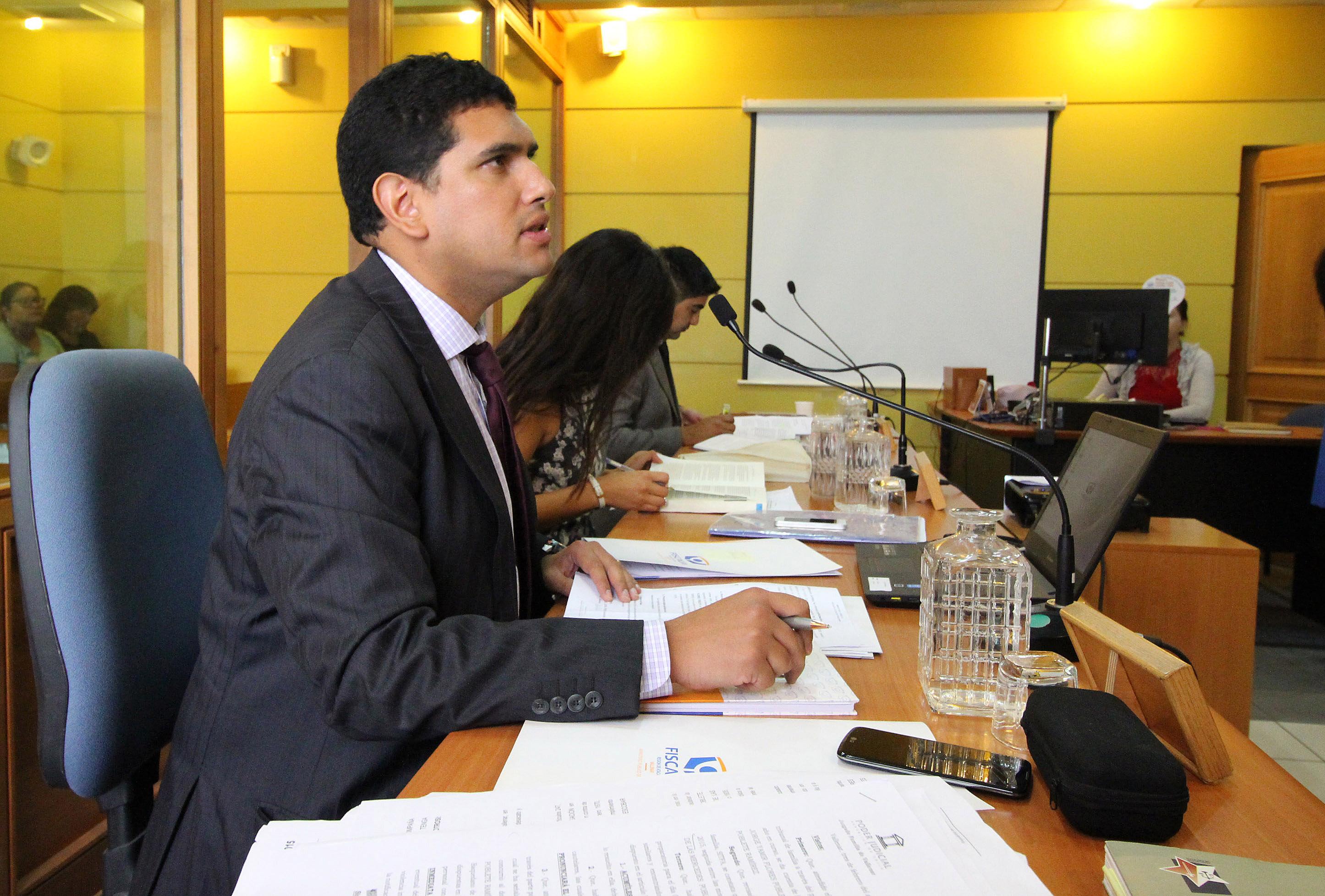 Fiscalía pide presidio perpetuo simple en caso de femicidio ocurrido en Vallenar