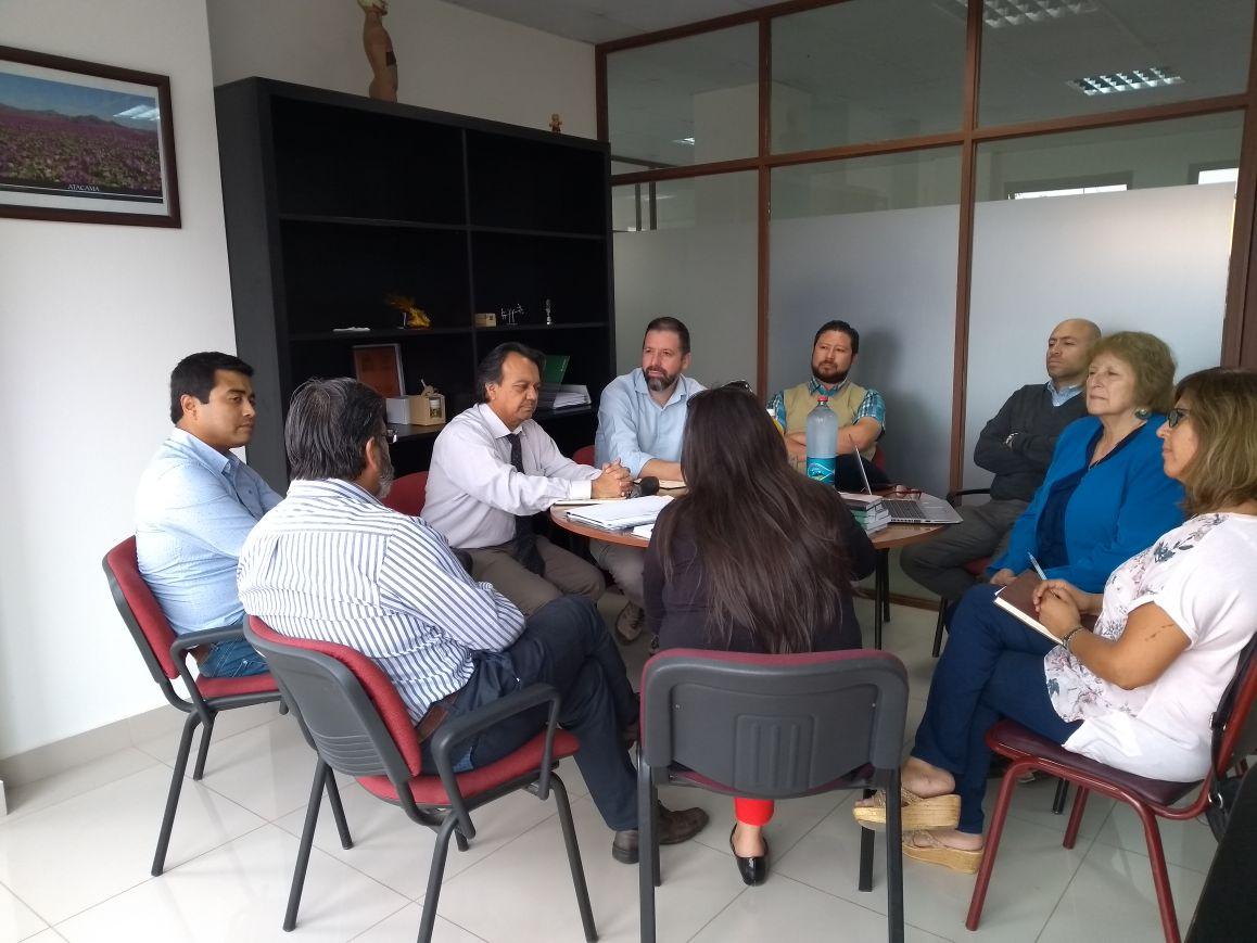 Liceos de Vallenar aumentan sus beneficios con Programa PACE